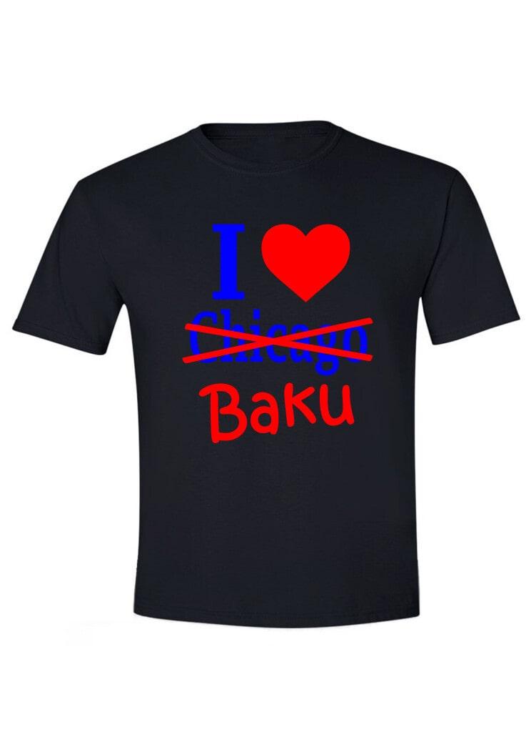 I love Chicago-Baku