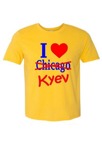 I love Chicago-Kyev