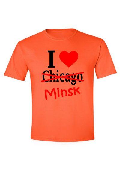 I love Chicago-Minsk