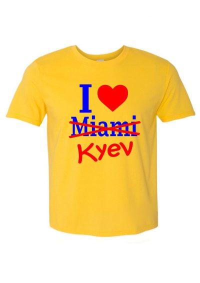 I love Miami-Kyev