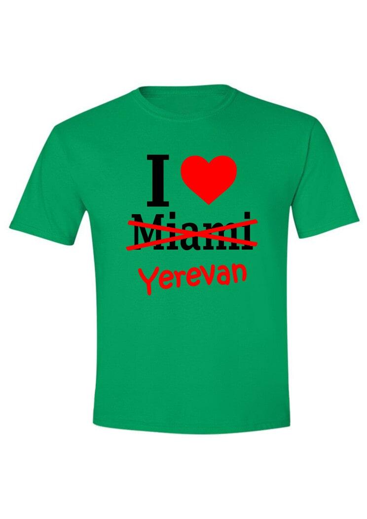 I love Miami-Yerevan