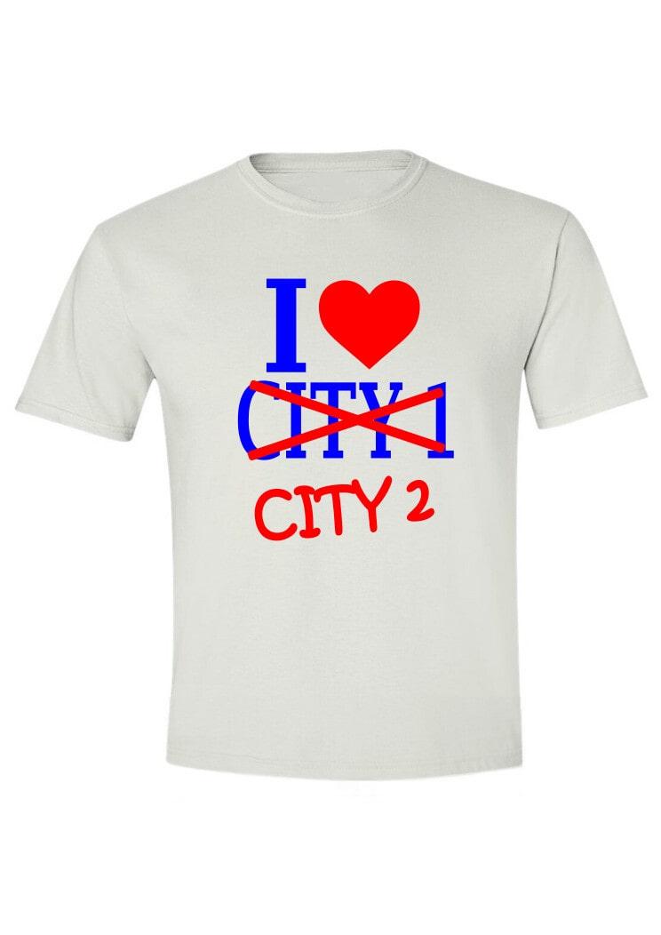 I love City1-City2