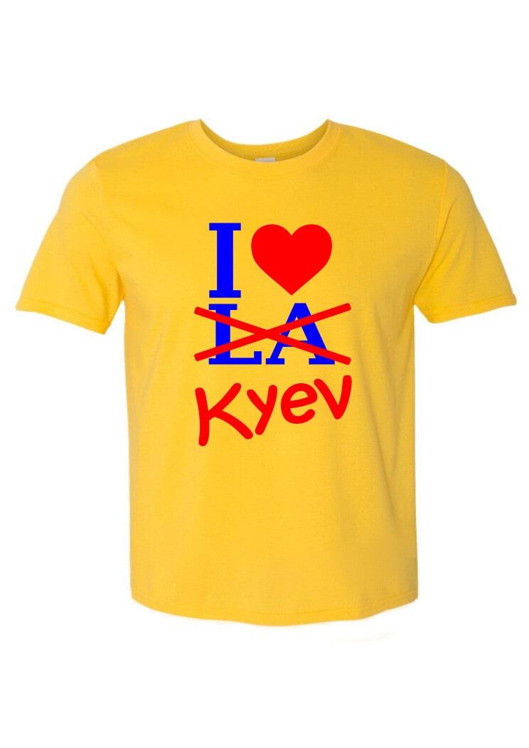 I love LA-Kyev