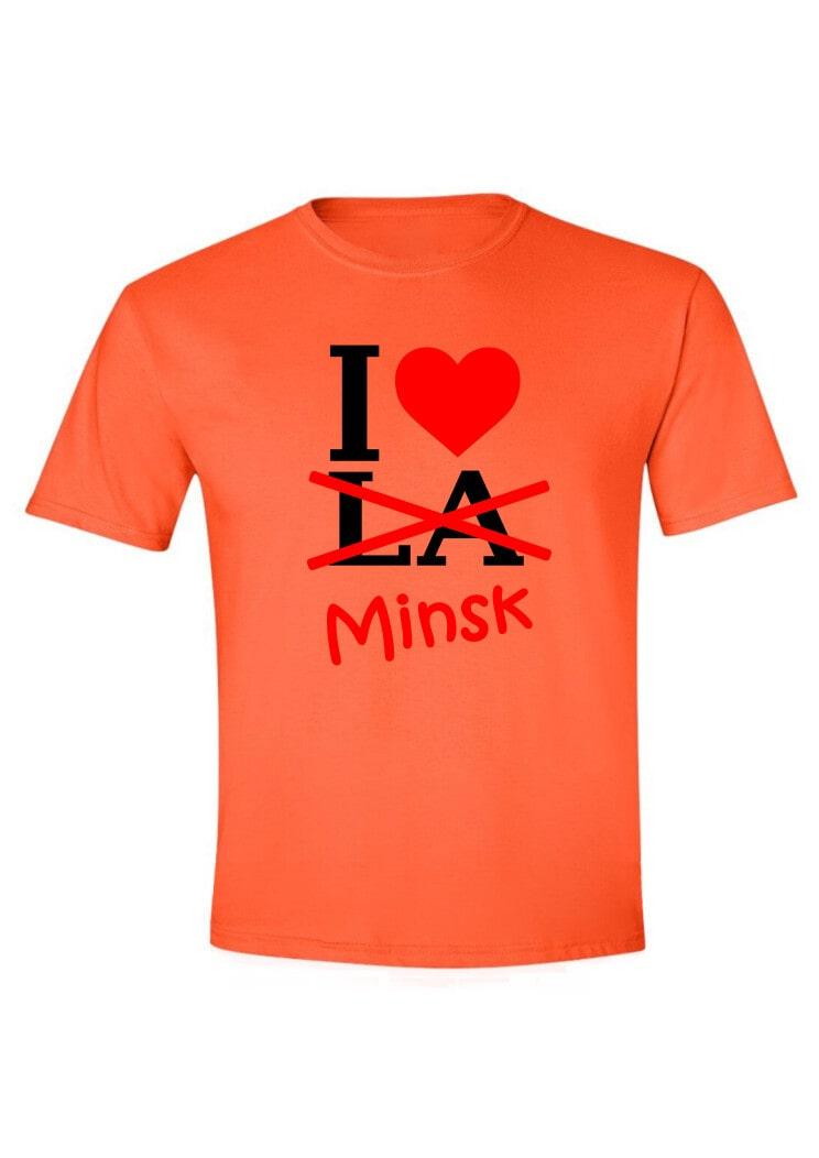 I love LA-Minsk