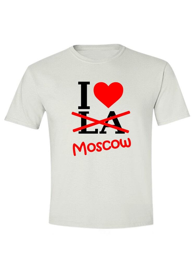 I love LA-Moscow