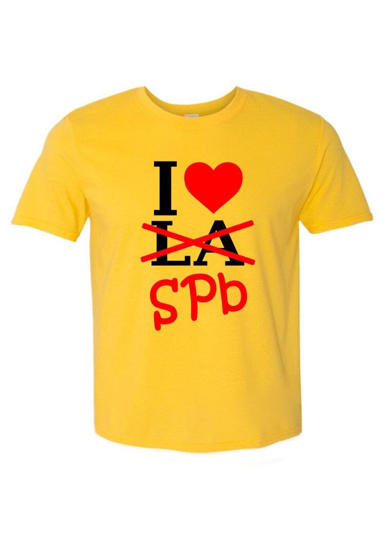 I love LA-SPb