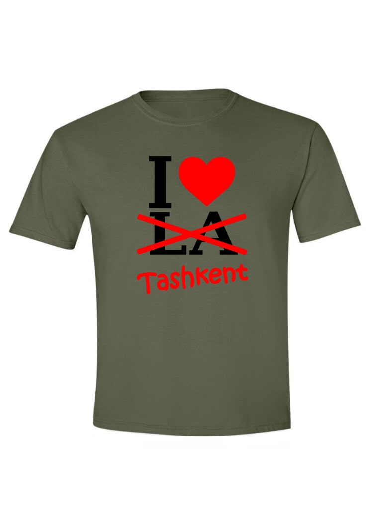 I love LA-Tashkent