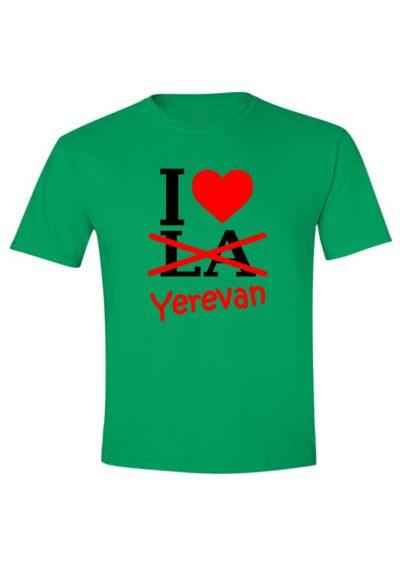I love LA-Yerevan