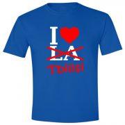 I love LA-Tbilisi