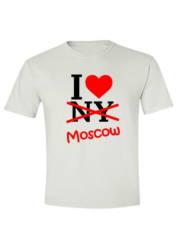 I love NY-Moscow