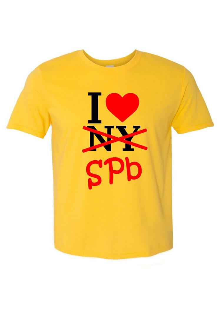 I love NY-SPb