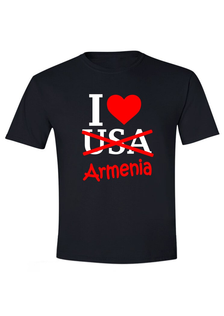 I love USA-Armenia