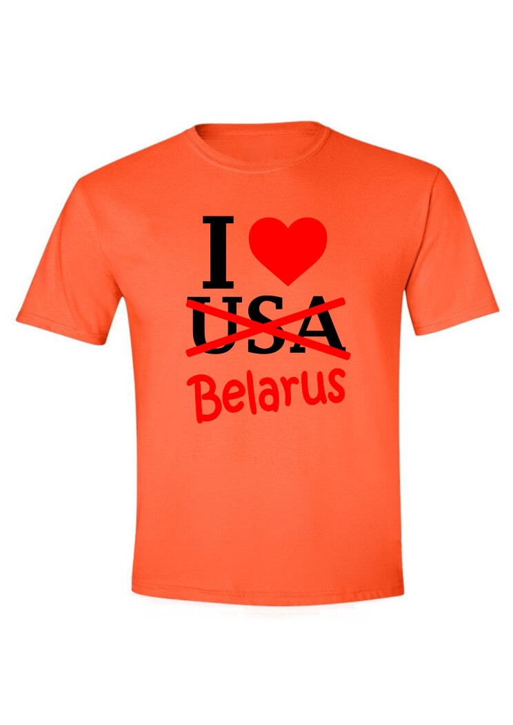 I love USA-Belarus