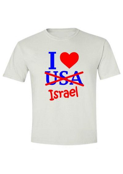 I love USA-Israel