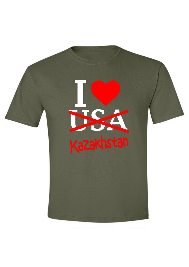I love USA-Kazakhstan