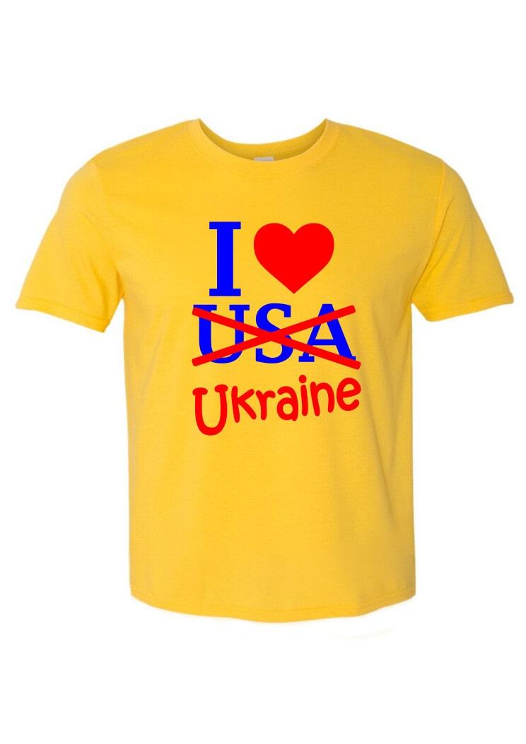I love USA-Ukraine