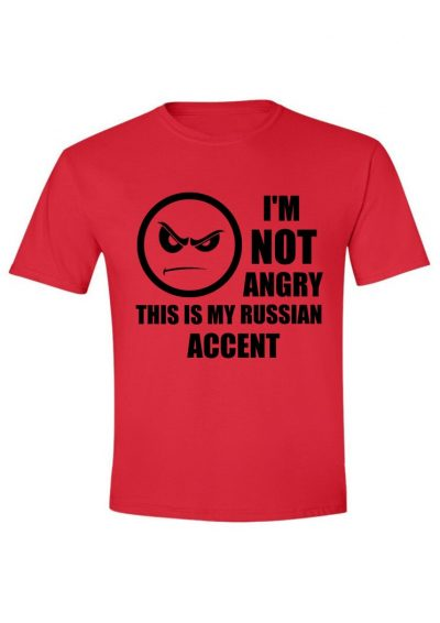 This is my Russian accent